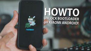 Cara Unlock Bootloader Smartphone Xiaomi