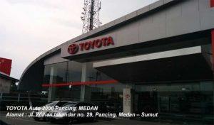 ealer Toyota Auto2000 Pancing, Medan