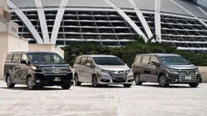 Mobil Mewah untuk Keluarga