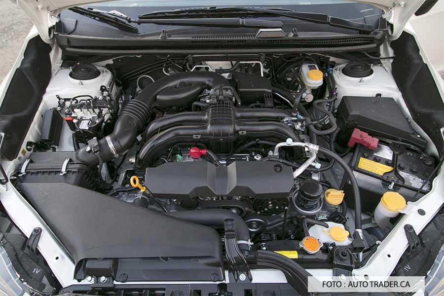 Cek letak komponen elektrika di mesin mobil