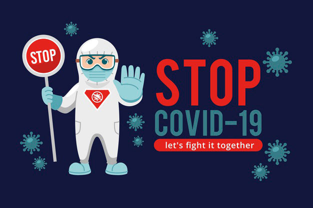 Stop Penyebaran Virus Corona