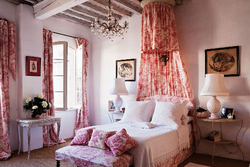 Perindah Ruangan Dengan Gorden Shabby