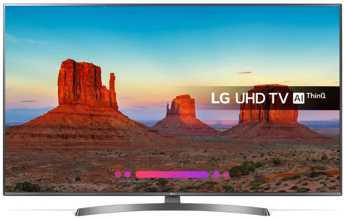 LG Ultra HD TV - AI ThinQ
