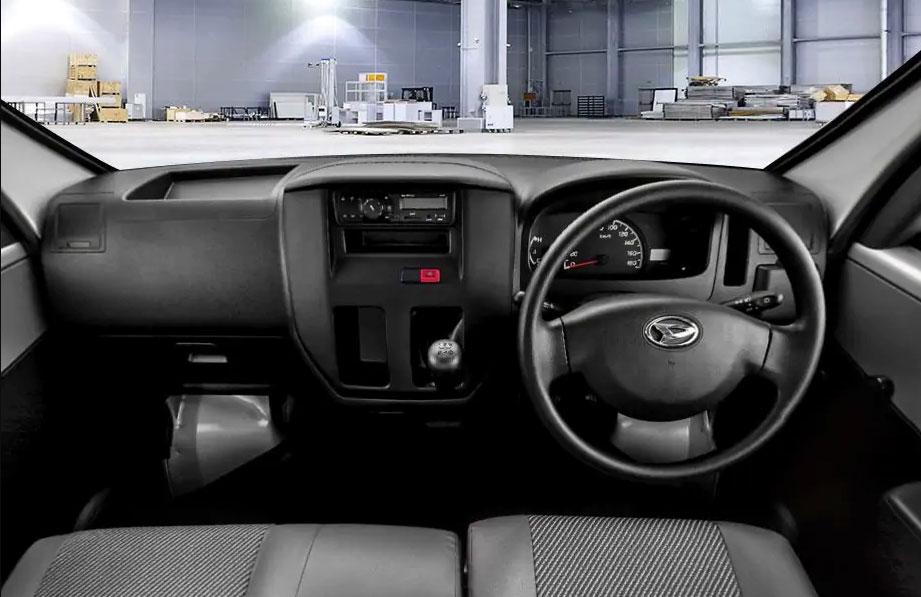 Dashboard Daihatsu Granmax PU